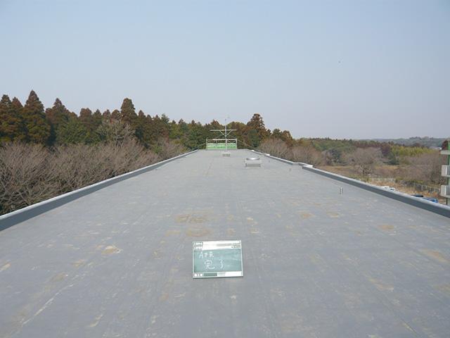 入国管理センター防水工事