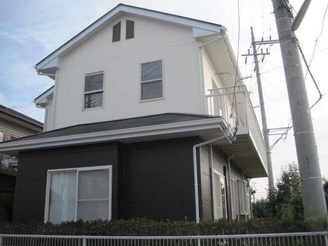 伊奈東住宅塗装工事